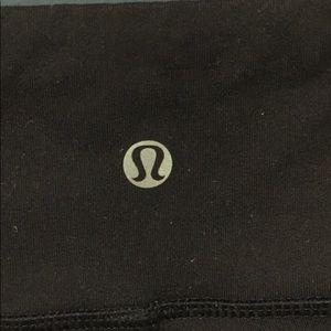 lululemon athletica Pants - wander under black leggings